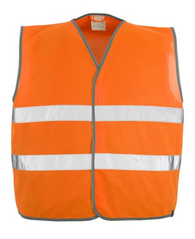 50187-874-14 Gilet ad alta visibilità - arancio hi-vis