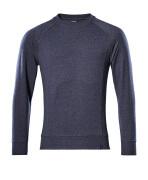 50204-830-66 Felpa - blu scuro denim lavato