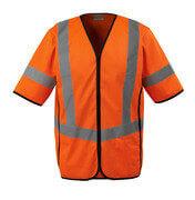 50216-310-14 Gilet ad alta visibilità - arancio hi-vis