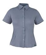 50374-863-180 Camicia, a maniche corte - blu grigio