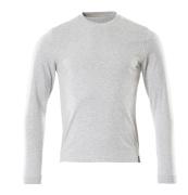 50548-250-08 Maglietta, a maniche lunghe - grigio melange