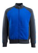 50565-963-11010 Felpa con chiusura lampo - blu royal/blu navy scuro