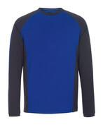 50568-959-11010 Maglietta, a maniche lunghe - blu royal/blu navy scuro