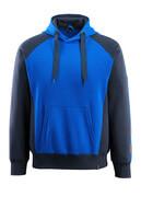 50572-963-11010 Felpa con Cappuccio - blu royal/blu navy scuro
