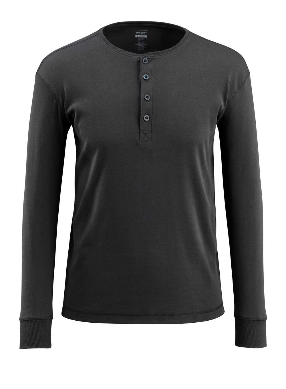 50581-964-09 Maglietta, a maniche lunghe - nero