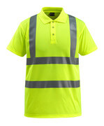 50593-972-17 Polo - giallo hi-vis