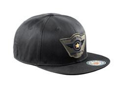 50601-010-09 Cappello - nero