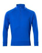 50611-971-11 Felpa con mezza cerniera - blu royal