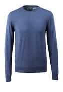 50636-989-41 Maglione - blu melange