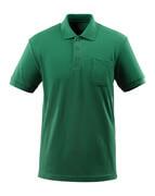 51586-968-03 Polo con tasca sul petto - verde