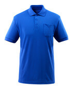 51586-968-11 Polo con tasca sul petto - blu royal