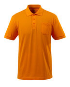 51586-968-98 Polo con tasca sul petto - arancio brillante