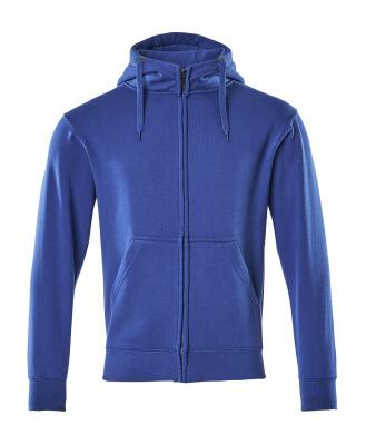 51590-970-010 Felpa con cappuccio con chiusura lampo - blu navy scuro