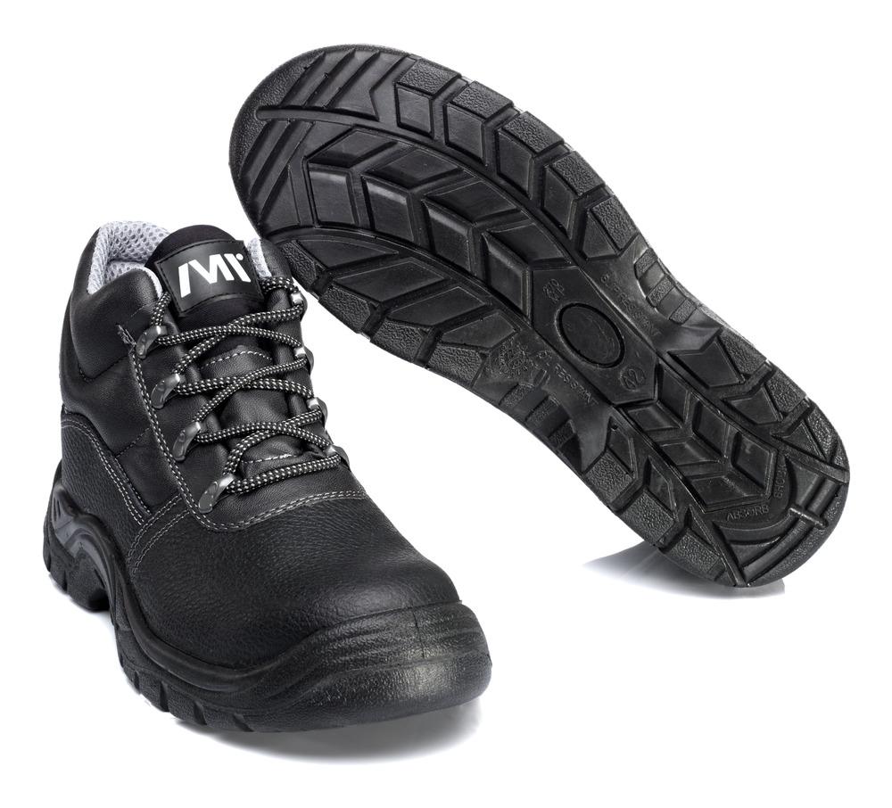 F0010-921-09 Stivali antinfortunistiche - nero