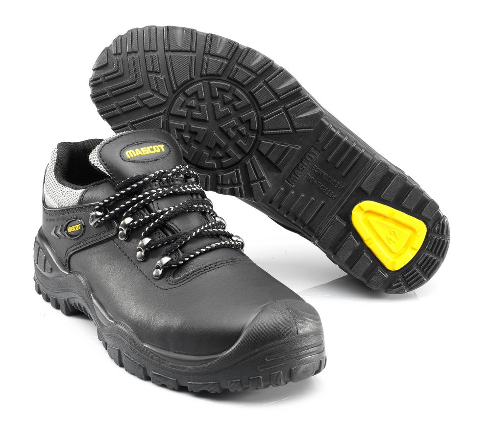 F0073-902-0907 Scarpe antinfortunistiche - nero/giallo