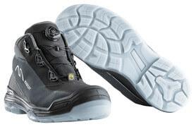 F0118-906-09888 Stivali antinfortunistiche - nero/antracite