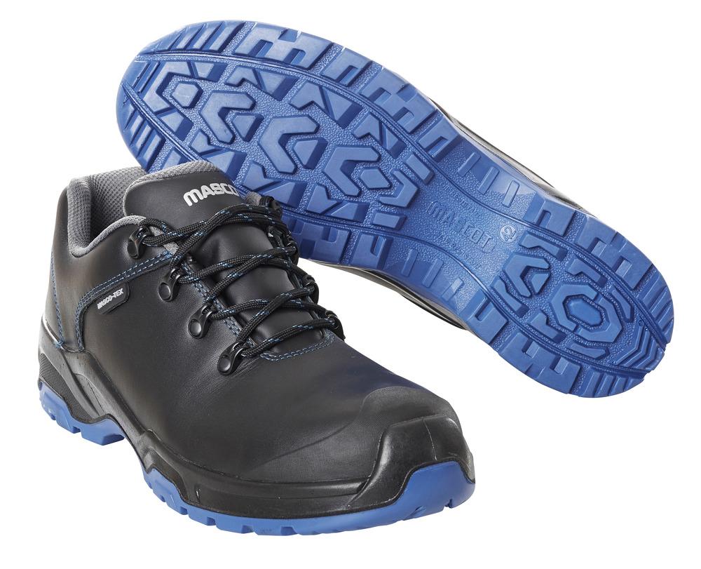 F0140-902-0901 Scarpe antinfortunistiche - nero/blu royal