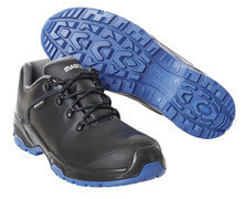 F0140-902-0901 Scarpe antinfortunistiche - nero/blu royal