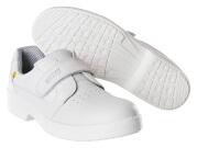 F0802-906-06 Scarpe antinfortunistiche - bianco